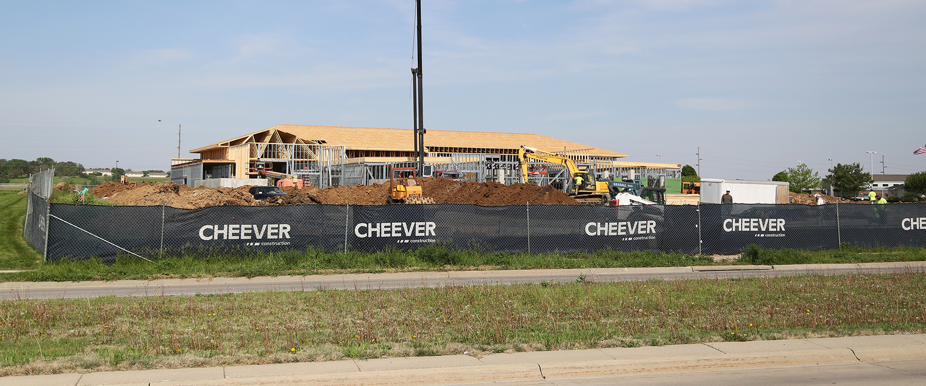 Dialysis center northwest under construction cheever for Nw construction