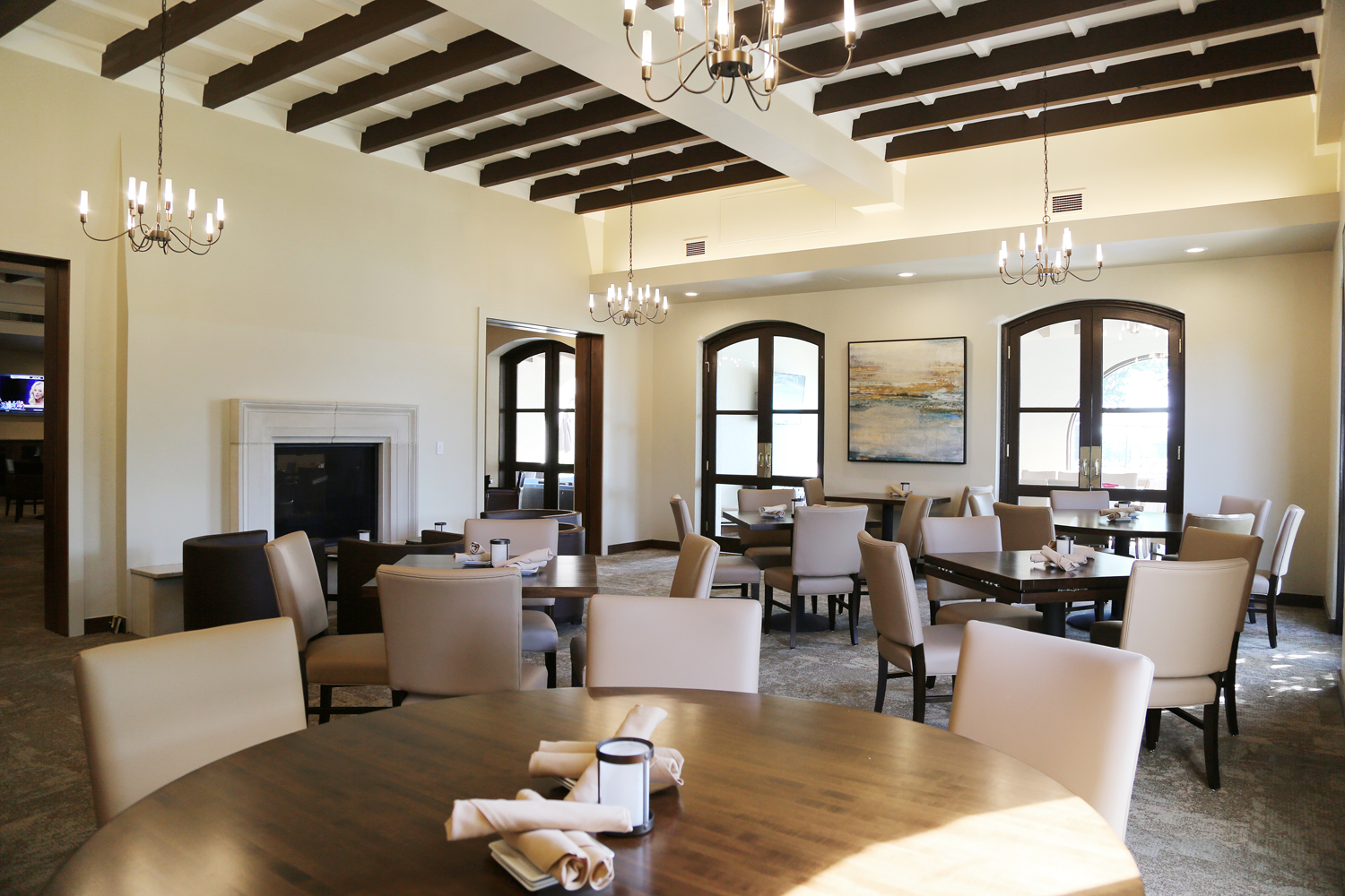 Hillcrest Country Club Renovation
